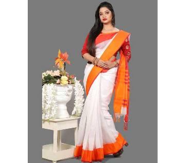 Silk Saree 13 Haat With Blouse