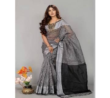 Silk Saree With Blouse 13 Haat