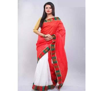 Multicolor Silk Sharee (12 Haat)