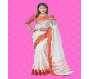 Coton Saree 13 Hat With Blouse