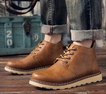 gents high boot