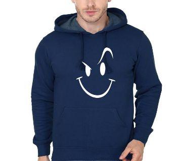 Printed Winter Hoodie For Men