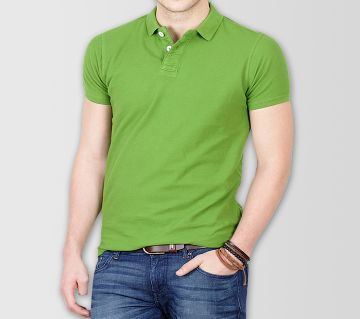 Mens Casual Polo-Shirt