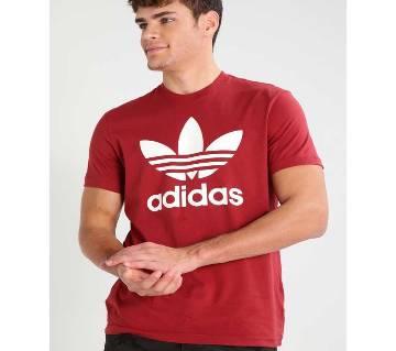 Adidas Mens Half Sleeve Cotton T-shirt