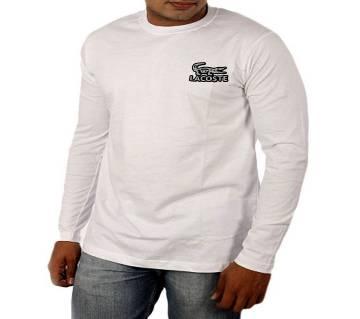 Lacoste Full Sleeve T-Shirt