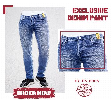 Mens Denim Pant ( HZ-D5-6005 )