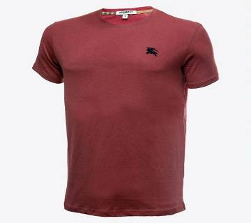 mens half sleeve cotton tshirt for men ( BR-TS-001 Win )