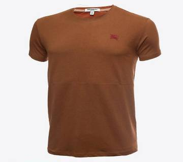 Half sleeve Cotton Polo shirt for men ( BR-TS-001 Brick )