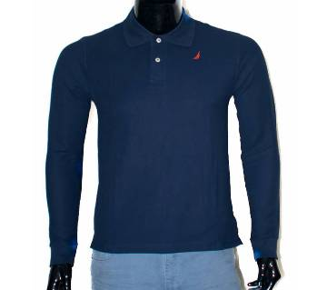 Nautica Full-sleeve Polo shirt