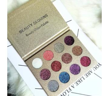 Beauty Sequins Glitter Palette (China)