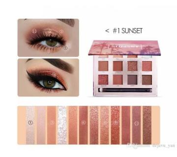 Focallure Sunset Eyeshadow Palette (China)