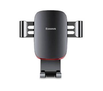 Baseus Gravity কার মাউন্ট হোল্ডার for 4 - 6 Inch Mobile Phones - Grey