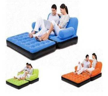 5 in 1 Inflexible Air Sofa beds