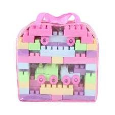 Gift Building Block Toy Set Multi Color