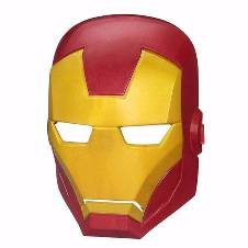 Iron Man LED মাস্ক