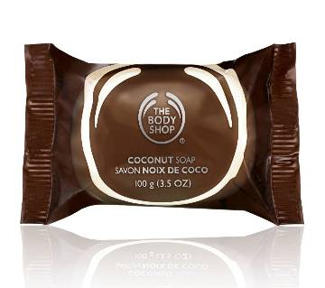 The Body Shop Coconut Soap 100g UK