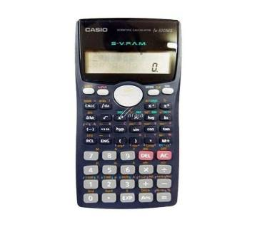 Casio FX-100MS Black Scientific Calculator