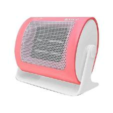 YIKA ইলেক্ট্রিক ইনডোর রুম হিটার - White and Pink