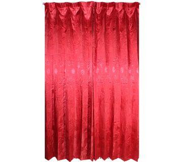 Polyster Curtain- Maroon