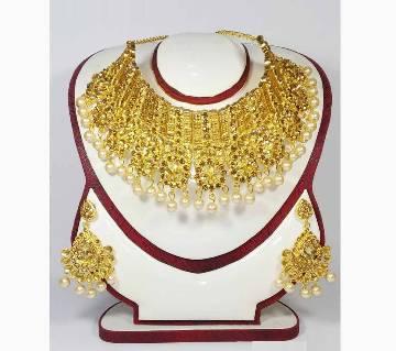 orginal indian gold plated Jewellery Set For Women