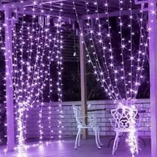 Fairy Lights - Purple Color