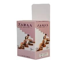 ZARAA প্লেইন কনডম - পিংক