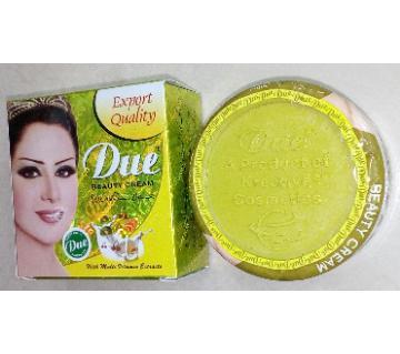 Due beauty  cream 40gm -Pakistan