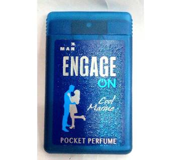 Engage pocket perfume for men India
