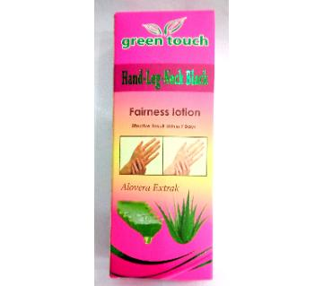 green touch fairness lotion Germany