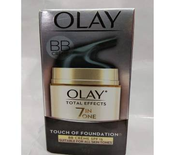 Olay total effects 7 in one BB cream 50 gm  thailand