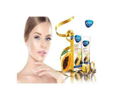 Karis Naturals Papaya White Active Whitening Skin Cream 50 Ml - India