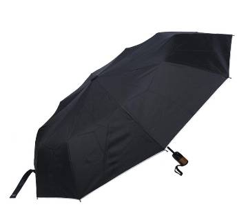 Sankars auto open umbrella (10 shik) black
