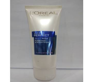 Loreal paris white perfect facewash