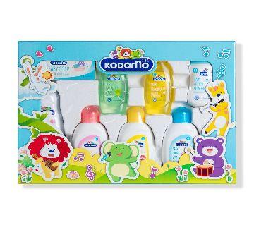 Kodomo Baby Gift Set (8 Pcs) Thailand