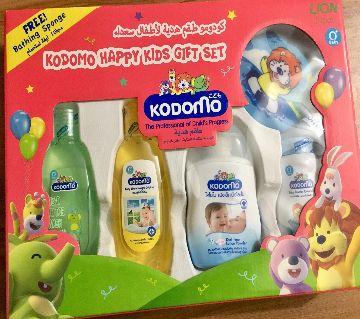 Kodomo Baby Gift Set (5 Pcs) Thailand