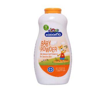 Kodomo Baby Powder (3+) Natural Soft Protection 400 gm Thailand