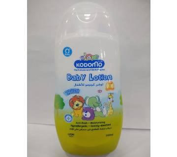 Kodomo baby lotion 200 ml  thailand