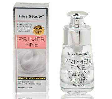 Kiss Beauty Primer Fine Healthy Look Primer 40ml Prc