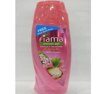Fiama patchouli & macadamin shower gel 250 ml india