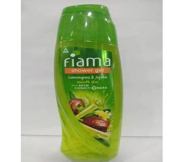 Fiama lemongrass & joojoba shower gel 250 ml india
