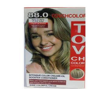 light blonde hair colour  60 ml China