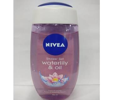 Nivea waterlily & oil shower gel 250 ml India