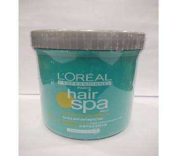 Loreal hair spa 500 ml china