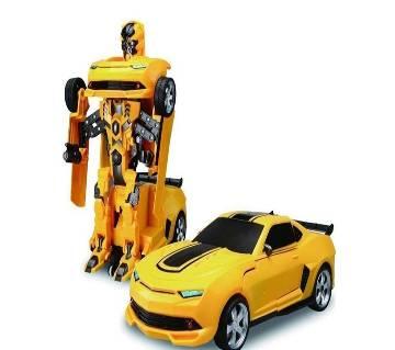 Robot To Car Converting Transformer
