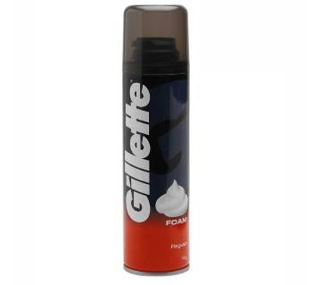 Gillette Regular Foam