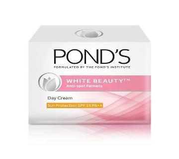 Ponds White Beauty Spot-Less Fairness Cream (India) - 50 gm - India