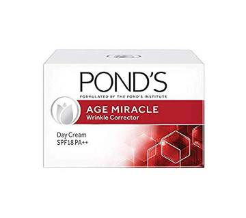 Ponds Age Miracle Wrinkle Corrector Night Cream (India)
