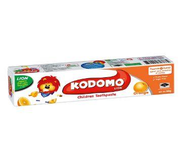 Kodomo Baby Tooth Paste Orange-40gm-Thailand
