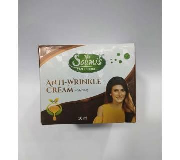 soumis anti wrtnkle cream