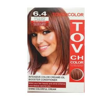 chestnut hair colour 60 ml China